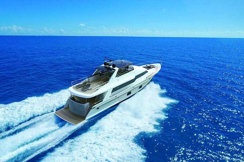 Cheoy Lee CLB88 yacht