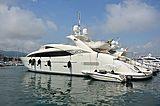 Gemini yacht in Mandelieu-La-Napoule