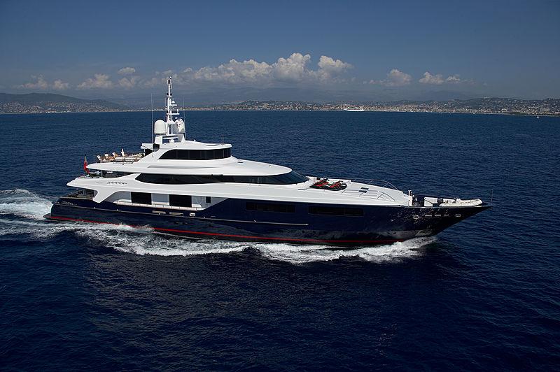 BURKUT yacht Baglietto
