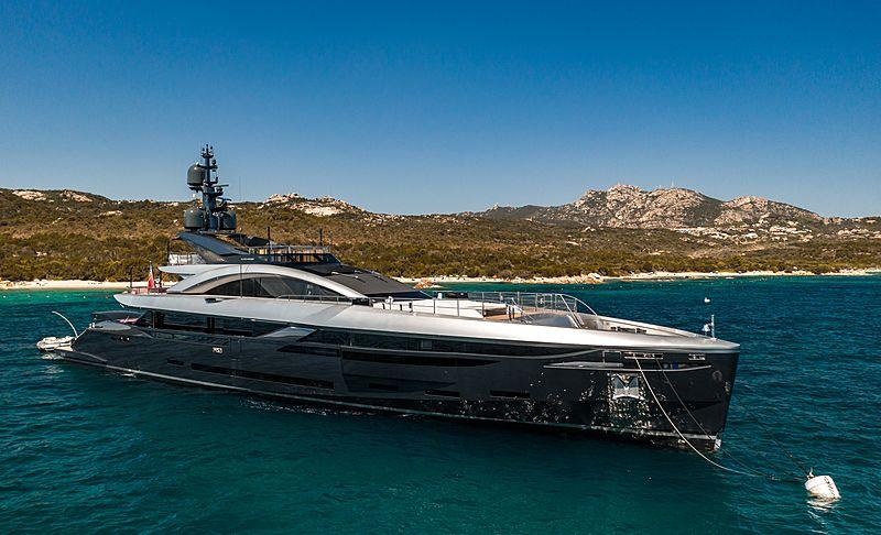 FLYING DAGGER II yacht Rossinavi