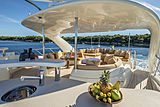 Gemini yacht deck