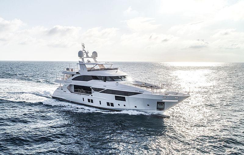 Bangadang yacht