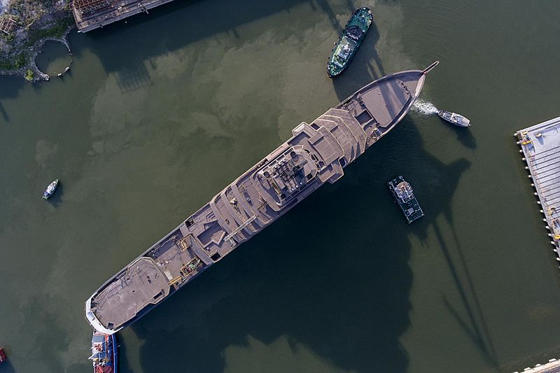Rev yacht launch