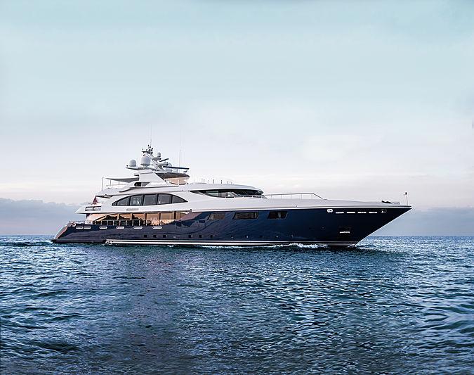 Resilience yacht cruising