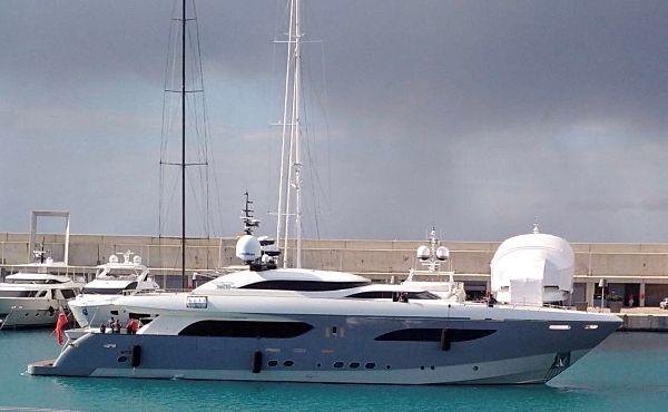 A2B Maritime Consultants superyacht project taTii ( Refit)
