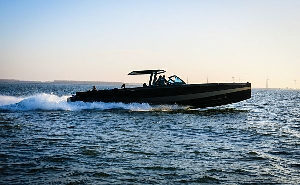A2B Maritime Consultants superyacht project Tender to Nirvana
