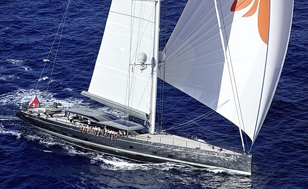 A2B Maritime Consultants superyacht project Ganesha