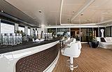Sunrays yacht bar