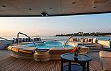 Sunrays yacht pool