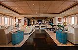 Sunrays yacht saloon