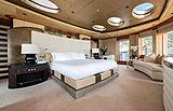 Sunrays yacht stateroom