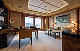 Sunrays yacht owner's study