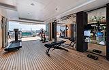Sunrays yacht gym