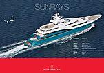 Sunrays Yacht 85.47m