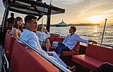 Sunrays yacht lifestyle
