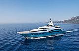 Sunrays yacht cruising