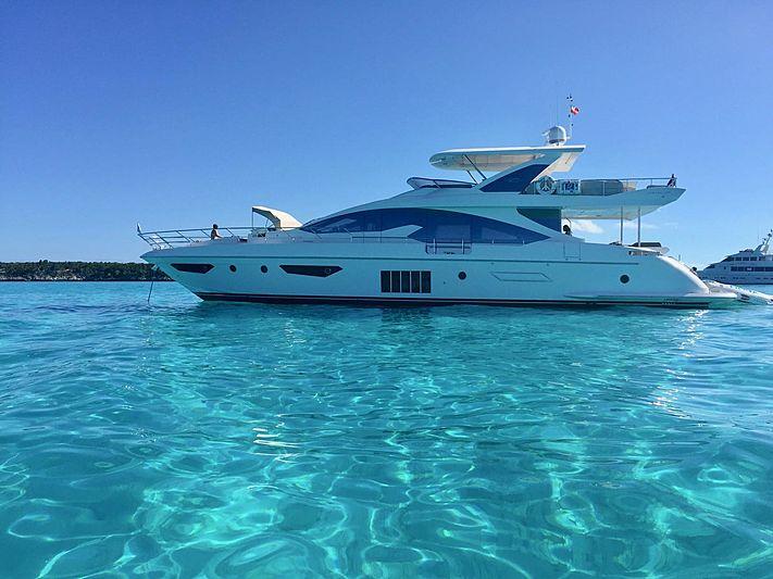 HAPPY HOURS yacht Azimut