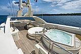 Tommy yacht sundeck