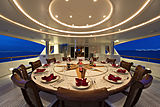 Tommy yacht dining table