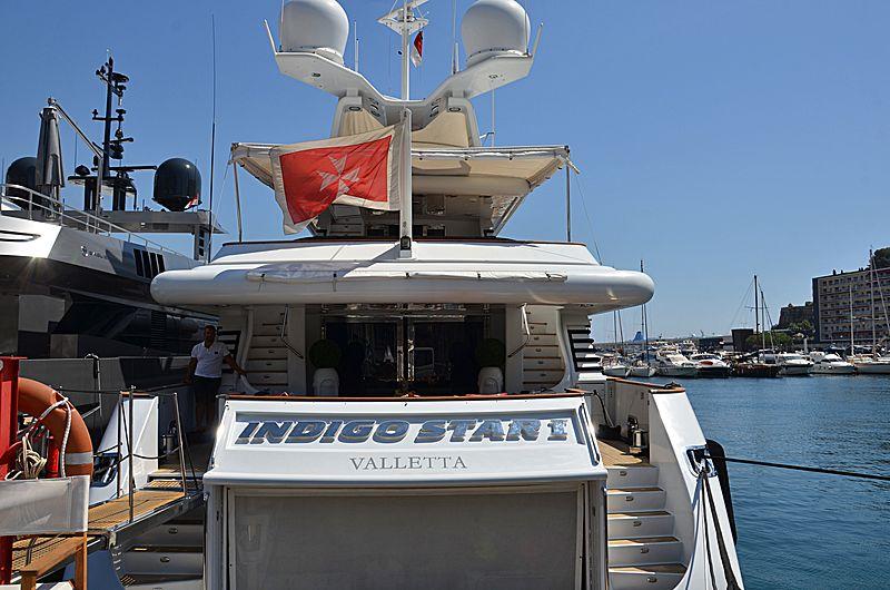 Indigo Star I yacht in Monaco