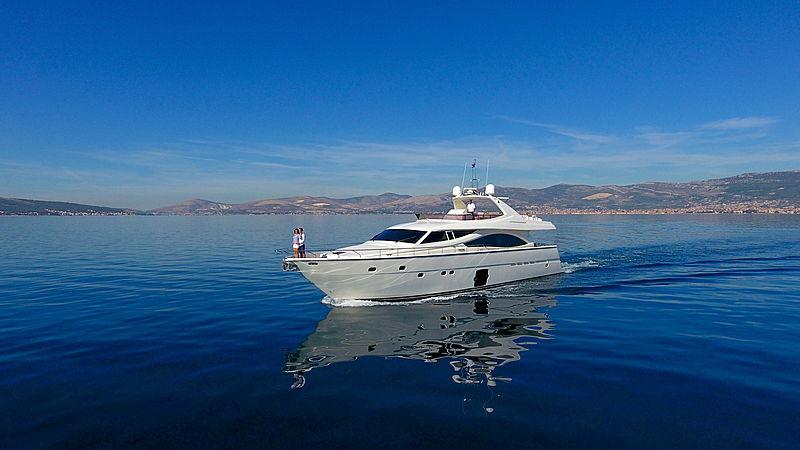 YOYITA yacht Ferretti Yachts