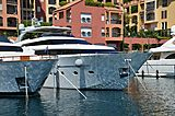 Kavalier yacht in Fontvieille