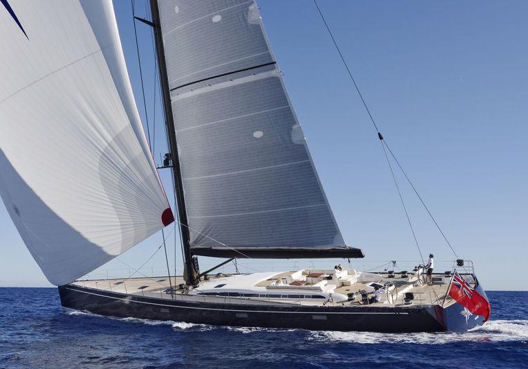 SHAMANNA yacht Nautor's Swan