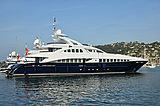 Lady Lara yacht in Golfe-juan