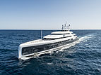 Illusion Plus yacht cruising