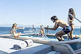 Illusion Plus yacht lifestyle
