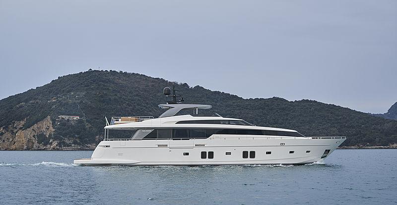BELLA ITALIA yacht Sanlorenzo