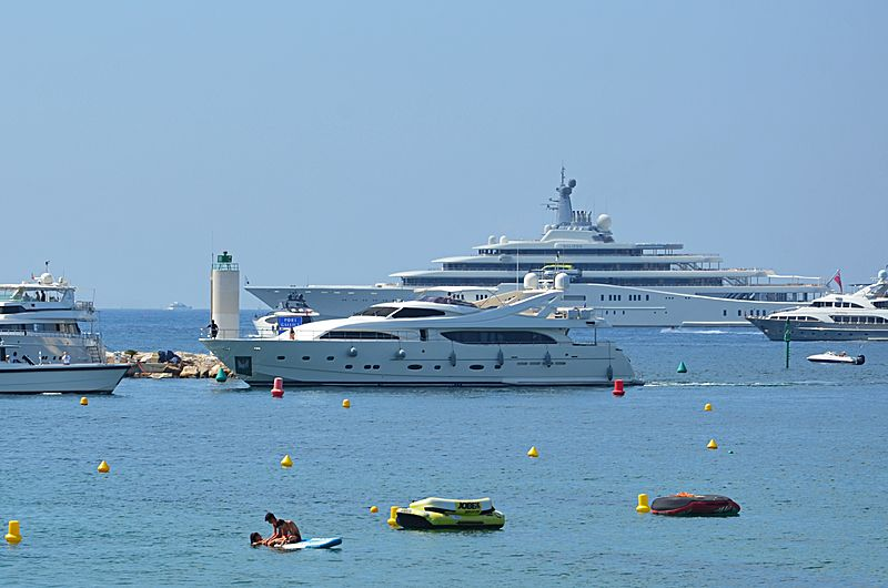LADY MARIA yacht Custom Line