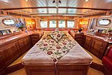Anamcara yacht stateroom