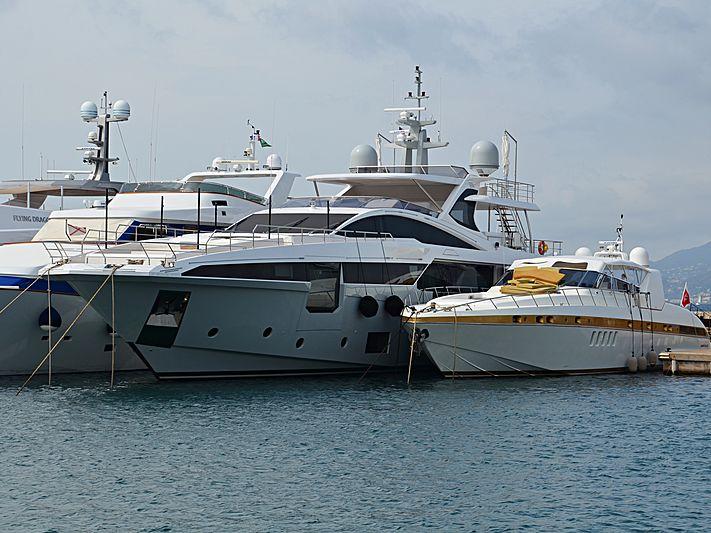 LULWA yacht Azimut