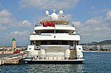 Montkaj yacht in Port Canto