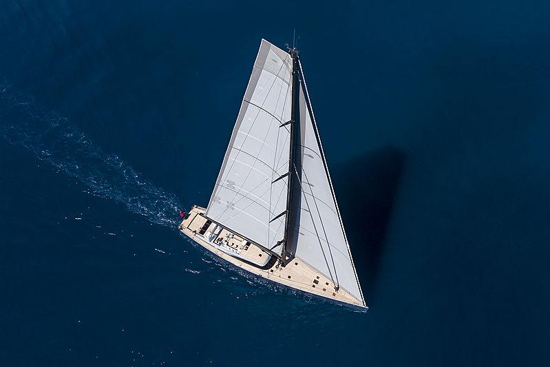 Sharlou yacht sailing