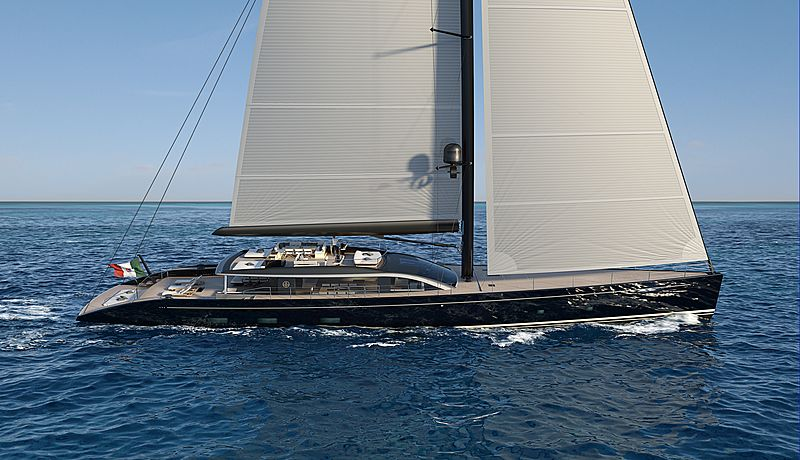 Perini Navi 47m E-volution design