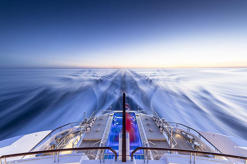 Amadea yacht by Lürssen