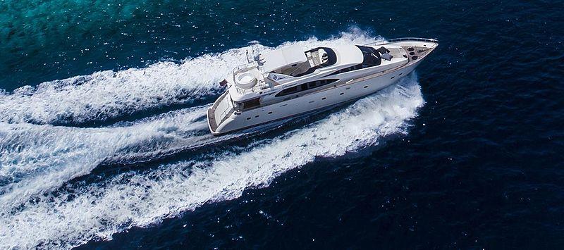 Vitavelli yacht cruising