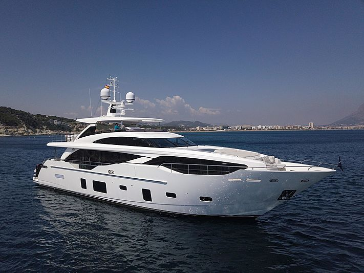 Bandazul yacht cruising