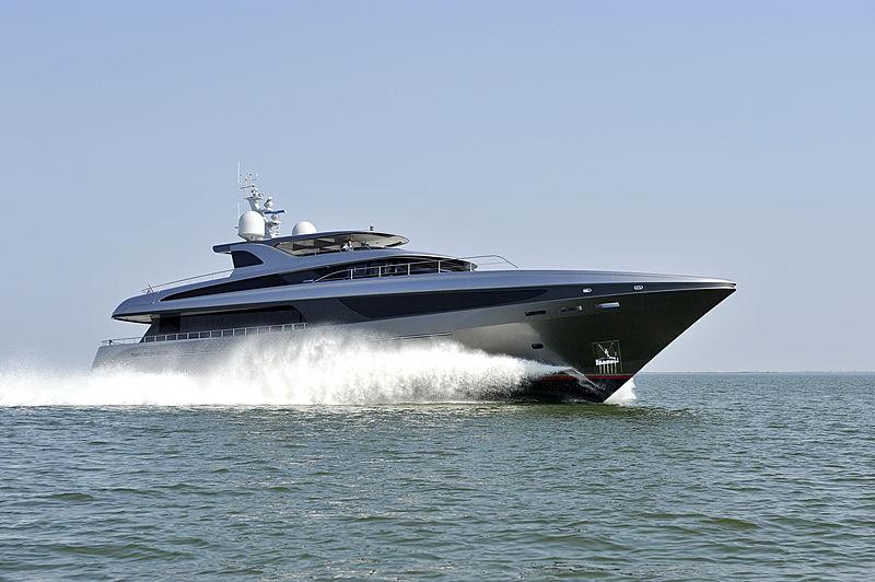 LUCIA-M yacht Jongert
