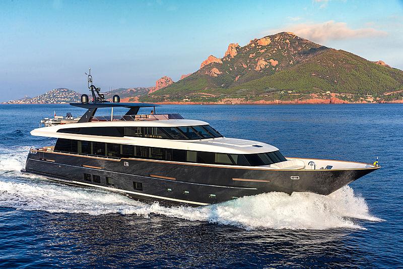 JANGADA yacht Van der Valk