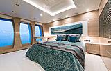 Irimari yacht stateroom