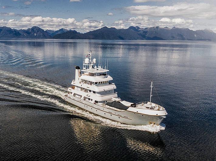 Marcato Yacht Cruising