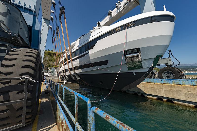 L.A.U.L yacht launch