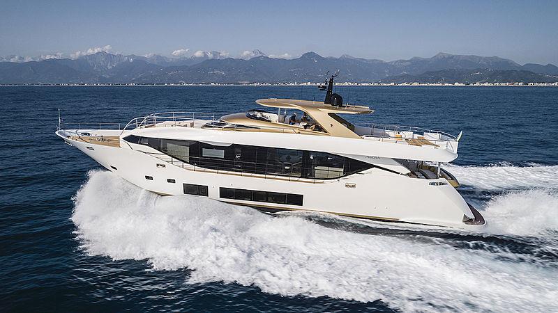 TABOO OF THE SEAS yacht Maiora
