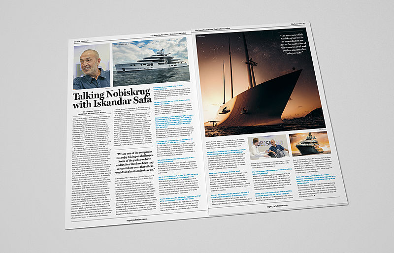 The SuperYacht Times newspaper issue 28