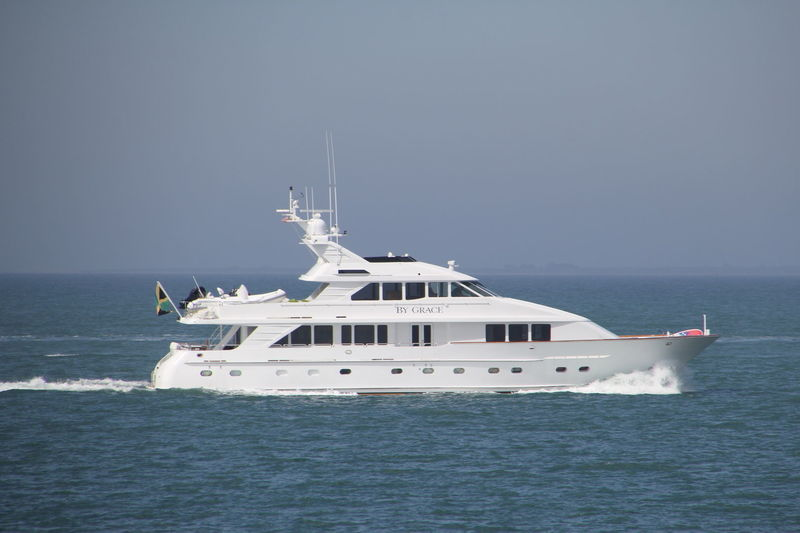 KINETIC yacht Inace