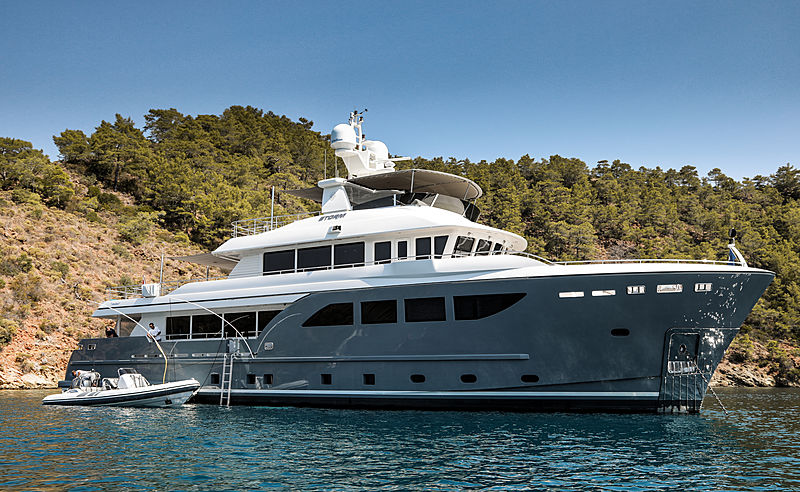 Strom yacht by Cantiere delle Marche