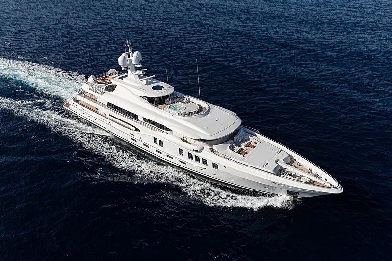 NENINKA yacht Amels